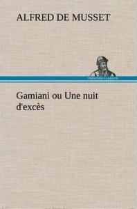 Gamiani ou Une nuit d'excès