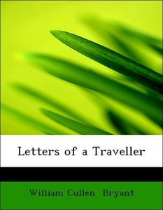 Letters of a Traveller