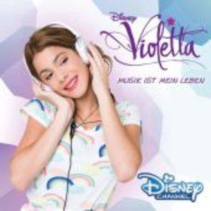 Violetta: Musik ist mein Leben