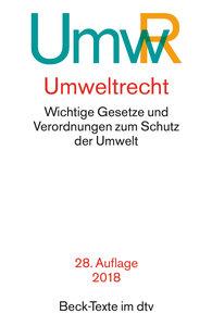 Umweltrecht (UmwR)