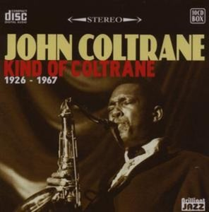Kind Of Coltrane