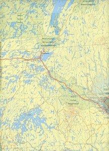 Quebec 1 : 1 100 000 / 1 : 1 750 000