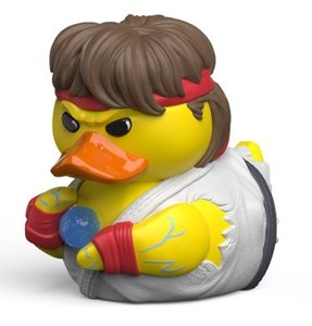 Street Fighter: TUBBZ Ryu, Cosplaying Ducks, Entenfigur, Sammler