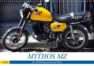 Mythos MZ - Ein DDR-Motorrad auf Kuba