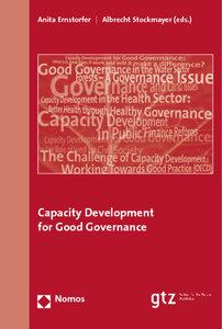 Capacity Development for Good Governance