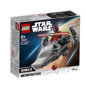 LEGO® Star Wars 75224 - Sith Infiltrator Microfighter, Bausatz