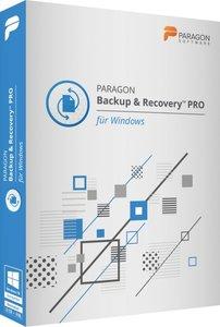 Paragon Backup & Recovery PRO - für Windows