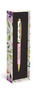 Fashion Pen: Flower Love - Modischer Kugelschreiber: Blumenliebe