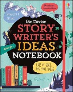 The Usborne Story Writers Ideas Notebook