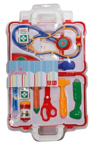 Toy Company 5600302 - Beauty Club: Doktorkoffer, offen