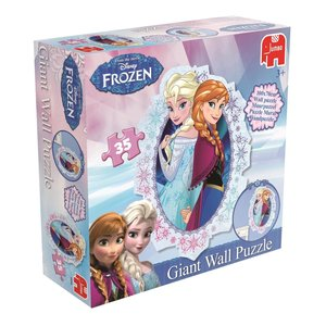 Disney Frozen - Wall Puzzle