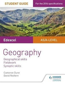 Edexcel AS/A-level Geography Student Guide 4: Geographical skill