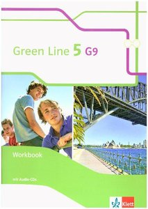 Green Line 5 (G9) Workbook mit Audio CD. Klasse9