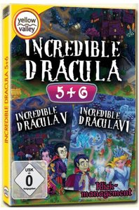 Yellow Valley: INCREDIBLE DRACULA 5+6 (Klick-Management-Spiel)