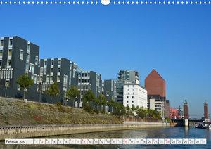 Hafenrundfahrt Duisburg (Wandkalender 2020 DIN A3 quer)