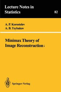 Minimax Theory of Image Reconstruction