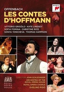 Les Contes d\'Hoffmann/Hoffmanns Erzählungen