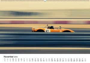 Im Rausch der Geschwindigkeit 2019 (Wandkalender 2019 DIN A2 que