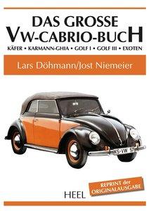 Das große VW-Cabrio-Buch