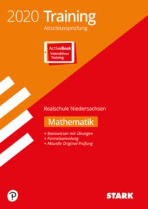 Training Abschlussprüfung Realschule 2020 - Mathematik - Nieders