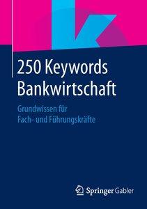 200 Keywords Bankwirtschaft