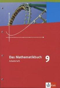 Das Mathematikbuch - Ausgabe N. Arbeitsheft mit Lösungen 9. Schu