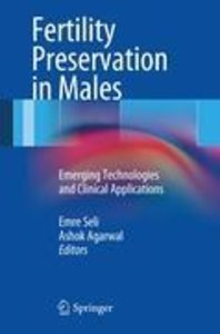 Fertility Preservation in Males