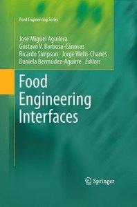 Food Engineering Interfaces