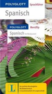 Polyglott Sprachführer Spanisch - Buch mit Menüflip