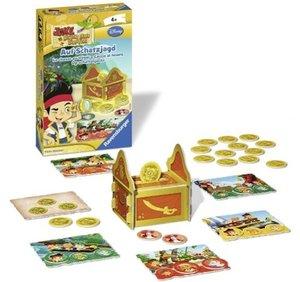 Disney Jake and the Neverland Pirates Auf Schatzjagd
