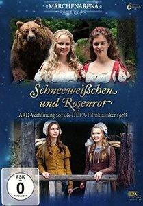 Märchenarena - Schneeweißchen + Rosenrot (Sonderausgabe)