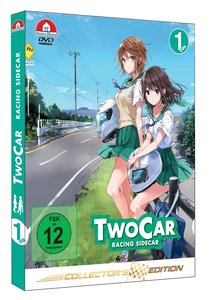 Two Car. Tl.1, 1 DVD (Limited Collector\'s Edition)