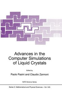 Advances in the Computer Simulatons of Liquid Crystals