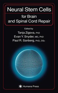 Neural Stem Cells for Brain and Spinal Cord Repair
