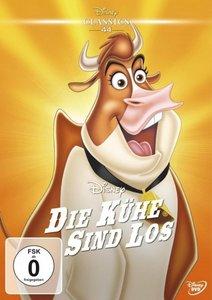 Die Kühe sind los, 1 DVD