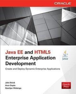 Java EE and HTML5 Enterprise Application Development