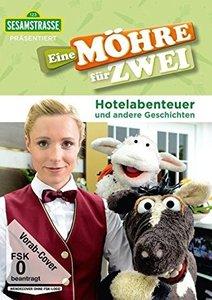 Sesamstrasse präsentiert: Eine Möhre für Zwei - Hotelabenteuer u