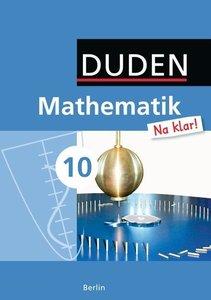 Mathematik Na klar! 10. Schuljahr. Schülerbuch Sekundarschule Be