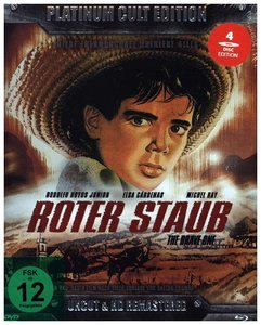Roter Staub, 2 DVD, 1 Audio-CD (Limited Edition)