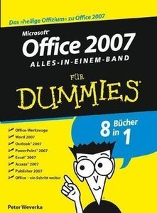 Office 2007 für Dummies, XXL-Edition