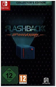 Flashback, 25th Anniversary, 1 Nintendo Switch-Spiel (Collector\