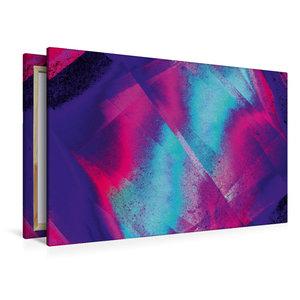 Premium Textil-Leinwand 120 cm x 80 cm quer Verwoben