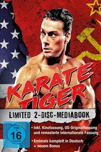 Karate Tiger, 2 Blu-ray ( US-Originalfassung LTD. - 2-Disc-Media