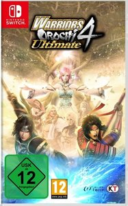 Warriors Orochi 4 Ultimate, 1 Nintendo Switch-Spiel