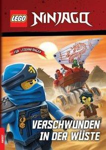 LEGO® NINJAGO® - Verschwunden in der Wüste