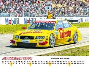 Audi im Rennsport Kalender 2016