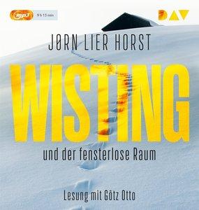 Wisting und der fensterlose Raum (Cold Cases 2), 1 MP3-CD