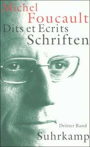 Schriften in vier Bänden - Dits et Ecrits 3. 1976-1979