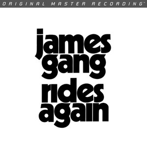 James Gang Rides Again