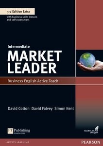 Market Leader Plus. Intermediate Active Teach CD-ROM
